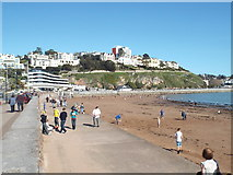 SX9163 : Torre Abbey Sands, Torquay by Malc McDonald