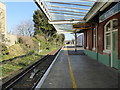TQ1403 : Platform at Worthing Station by PAUL FARMER