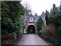 SX8963 : Cockington Lower Lodge by PAUL FARMER