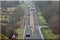 J2083 : The Ballyrobin Road near Templepatrick - April 2016(1) by Albert Bridge
