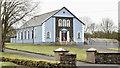 J2482 : Lylehill Presbyterian church, Templepatrick/Loanends (April 2016) by Albert Bridge