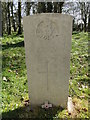 TF9125 : The headstone of Private, 467696, Alfred Cecil Scott by Adrian S Pye