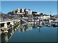 SX9163 : Torquay Harbour by Malc McDonald