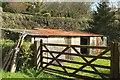 SX2063 : Sheds, Trevelmond by Derek Harper