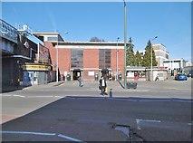 TQ1883 : Alperton Station by Mike Faherty