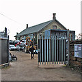 TL2938 : Ashwell & Morden: once the railway goods shed by John Sutton