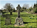 TF6608 : Shouldham Thorpe War memorial by Adrian S Pye