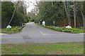 SU9968 : Woodlands Road East, Virginia Water by Alan Hunt