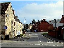 SO8005 : Burdett Road, Stonehouse by Jaggery