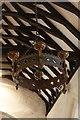 SU5983 : Chandelier in the Aisle by Bill Nicholls