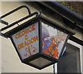 SO6299 : George & Dragon, Much Wenlock by Ian S