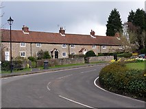 SK5451 : Papplewick cottages by Graham Hogg