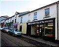 SO2508 : Mike's Fresh Fruit & Veg shop, Blaenavon by Jaggery