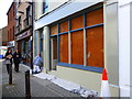 H4572 : Shop front renovation, Lower Market Street, Omagh by Kenneth  Allen