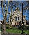 TQ2885 : Highgate Road Baptist Chapel by Julian Osley