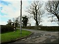 SJ7365 : Junction of Cledford Lane and Jones's Lane, Sproston by Stephen Craven