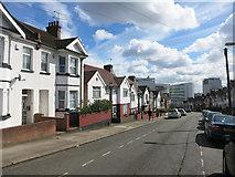 TQ1885 : Dagmar Avenue, Wembley by Des Blenkinsopp