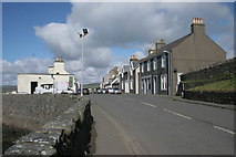 NX3343 : Main Street, Port William by Richard Sutcliffe