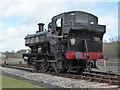 SX8061 : GWR 0-6-0PT at Totnes by Chris Allen