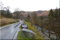 NY3204 : Bridleway to Chapel Stile by DS Pugh