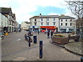 SX9472 : Teignmouth town centre by Malc McDonald
