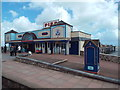 SX9472 : Teignmouth Pier by Malc McDonald