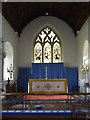TM1354 : St.Mary's Church Altar by Adrian Cable