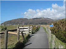 SH6214 : Heading north Mawddach Trail 2 by Martin Richard Phelan