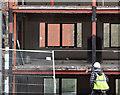 J3371 : Colby House, Stranmillis, Belfast - April 2016(2) by Albert Bridge