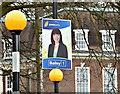 J3371 : Assembly election poster, Stranmillis, Belfast - April 2016(3) by Albert Bridge