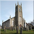NJ8846 : St Kane's Kirk, New Deer (II) by Bill Harrison