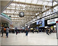 TQ3179 : Waterloo Station by Sarah Smith