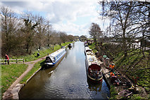 SJ8512 : Shropshire Union Canal by Ian S