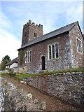 SS8403 : Church of St Mary, Upton Hellions by David Smith