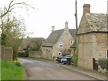 SP9599 : Main Street, Wakerley by Alan Murray-Rust
