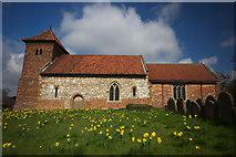 TA0015 : Bonby: St Andrew's Church by Paul Harrop