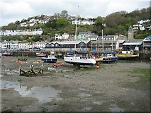 SX2553 : Boats left high and dry by Philip Halling