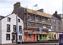 NM8530 : Part of Stafford Street, Oban - April 2016 by The Carlisle Kid