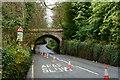 SH5976 : Bridge over Allt Goch Fawr road, Beaumaris by Oliver Mills