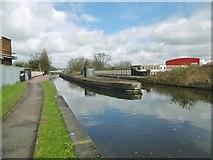 TQ1983 : Park Royal, aqueduct by Mike Faherty