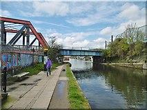 TQ2282 : Harlesden, Bridge No 7d by Mike Faherty
