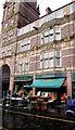 ST3188 : Unnamed fruit & veg shop, Upper Dock Street, Newport by Jaggery