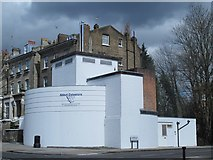TQ2785 : Belsize Park deep shelter (south), Haverstock Hill / Downside Crescent, NW3 (6) by Mike Quinn