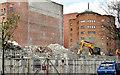 J3373 : Former College of Business Studies, Belfast - April 2016(1) by Albert Bridge