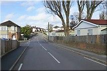 SZ0795 : Barnes Road by David Lally