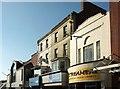 SX9164 : Façades on Union Street, Torquay by Derek Harper