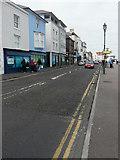TR3752 : The Quarterdeck, Beach Street by John Baker