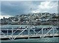 SX9256 : Brixham from Prince William Quay by Derek Harper