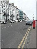 TR3752 : Looking northwest along Prince of Wales Terrace by John Baker