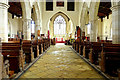 TL5562 : St Mary, Swaffham Bulbeck - East end by John Salmon